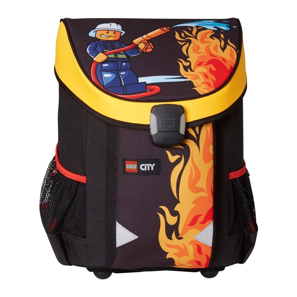 Školská aktovka LEGO® City Fire Easy  e5ec71e5fb4