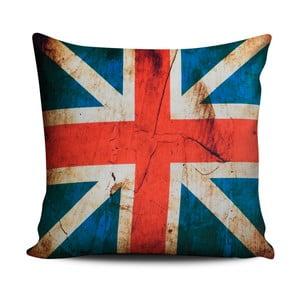 Vankúš Homedebleu England, 45 x 45 cm