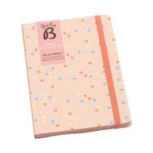 Zápisník Busy B Stripe, formát A6