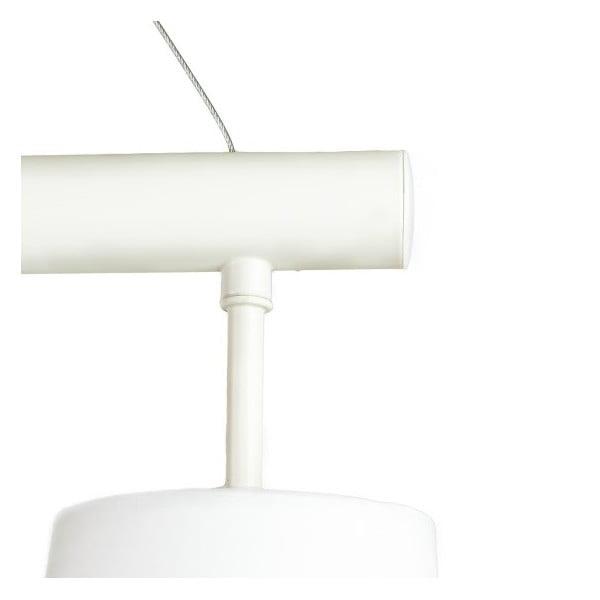 Závesné svetlo Fisura Elements White
