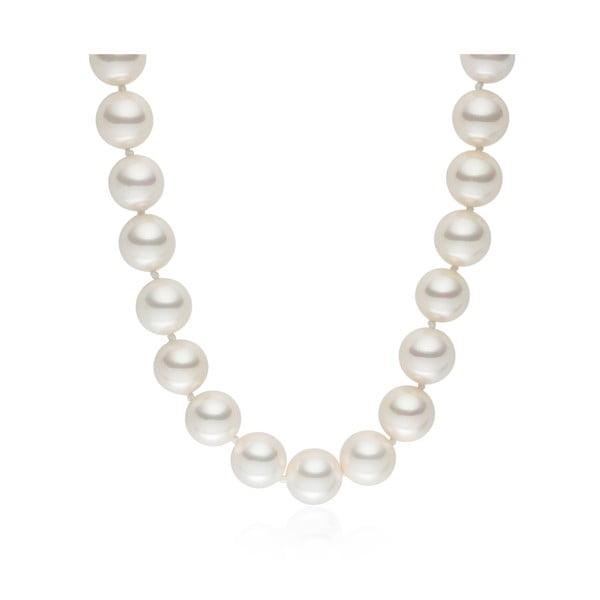 Perlový náhrdelník Pearls Of London Sea Shell White