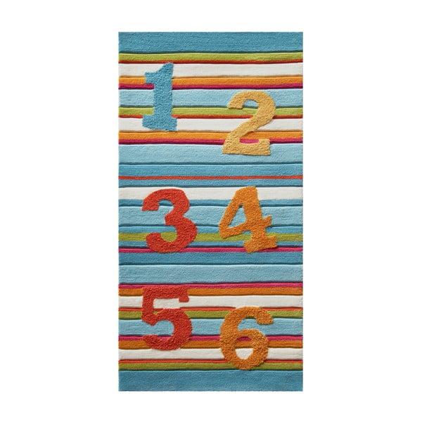 Koberec Esprit Multi Numbers, 120x180 cm