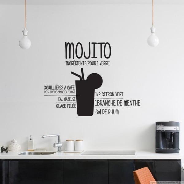 Samolepka Ambiance Cocktail Mojito