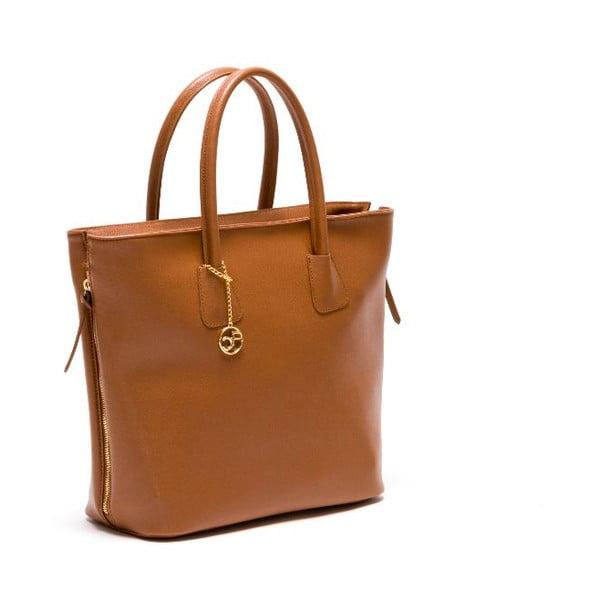 Kožená kabelka Renata Corsi 429 Conac
