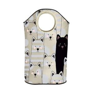 Úložný kôš  Butter Kings Black Cat