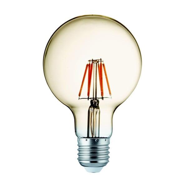 Sada 5 ks LED žiaroviek Globe E27