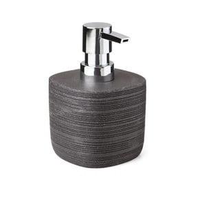 Sivý dávkovač na mydlo Ta-Tay Bambu
