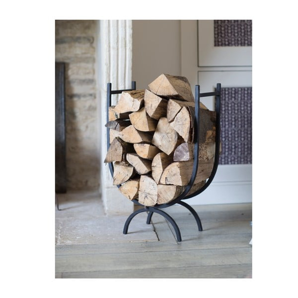 Stojan na drevo do krbu Log Large