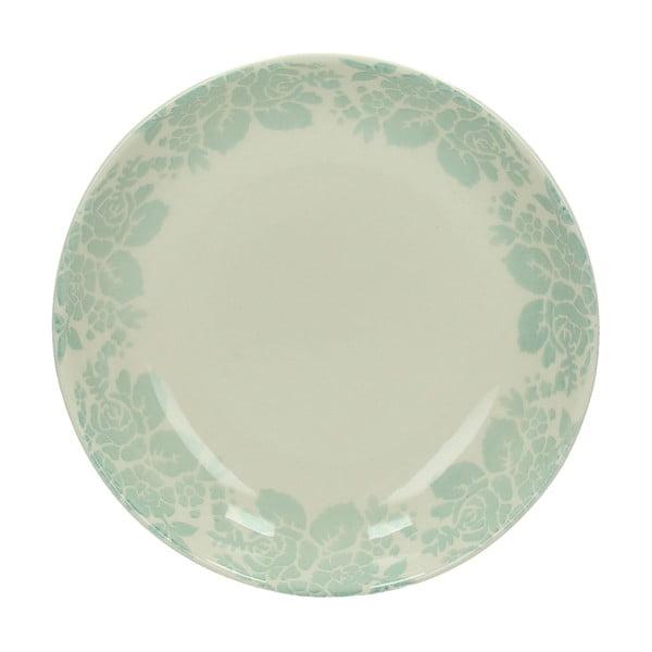 Sada 6 polievkových tanierov Algarve Verde