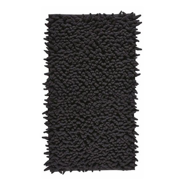 Kúpeľňová predložka Ziza Black,60x100cm