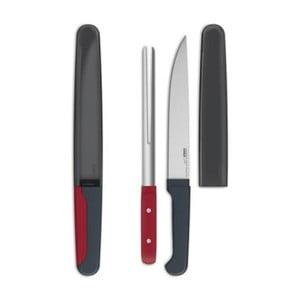 Porcovací nôž s vidličkou Duo Carve