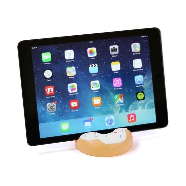 Stojan na iPad Doughnut White