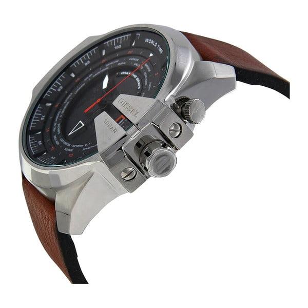 Pánske hodinky Diesel s koženým remienkom Donavan