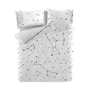 Bavlnená obliečka na paplón Blanc Constellation, 220×240 cm