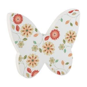 Dekoratívna soška v tvare motýľa Vox Flower