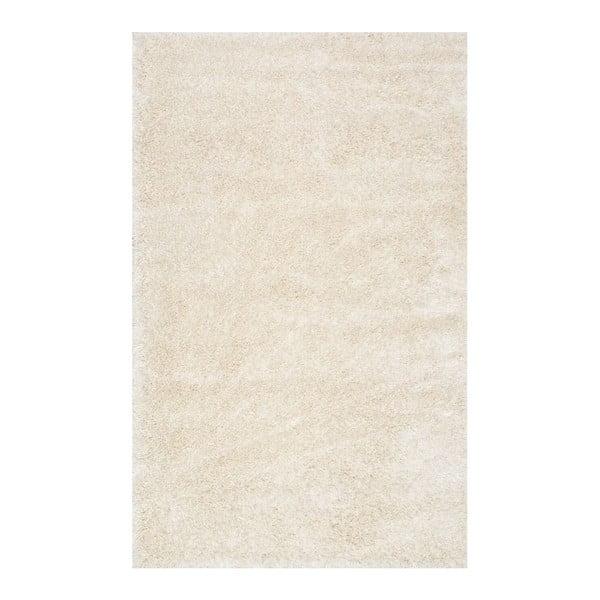 Koberec nuLOOM Fluffy Ivory,160x230cm