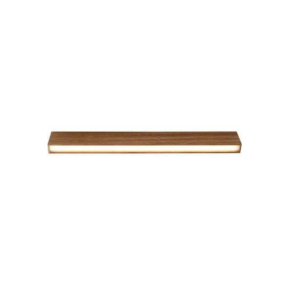 Stropné svietidlo z dubového dreva Custom Form Line Plus L