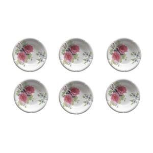 Sada 6 hlbokých tanierov Kaleidos Clori Spring