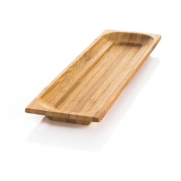 Bambusová servírovacia tácka Bambum Lopez
