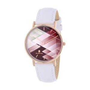 Bielo-ružové dámske hodinky Black Oak Gemo