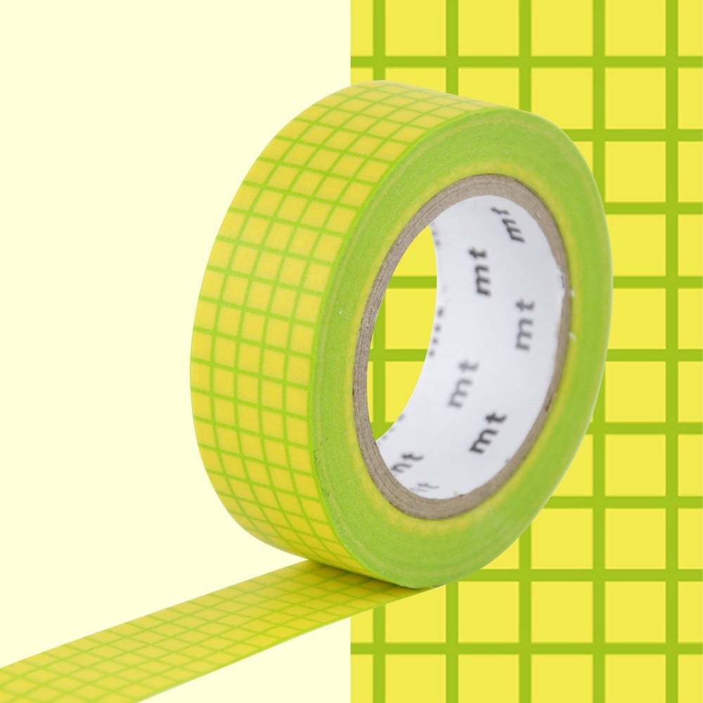 Washi páska MT Masking Tape Rosalie, návin 10 m