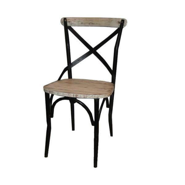 Kovová stolička Antic Line Chaise Ouvert