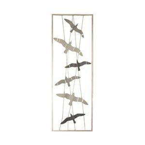 Železná nástenná dekorácia Clayre & Eef Birds