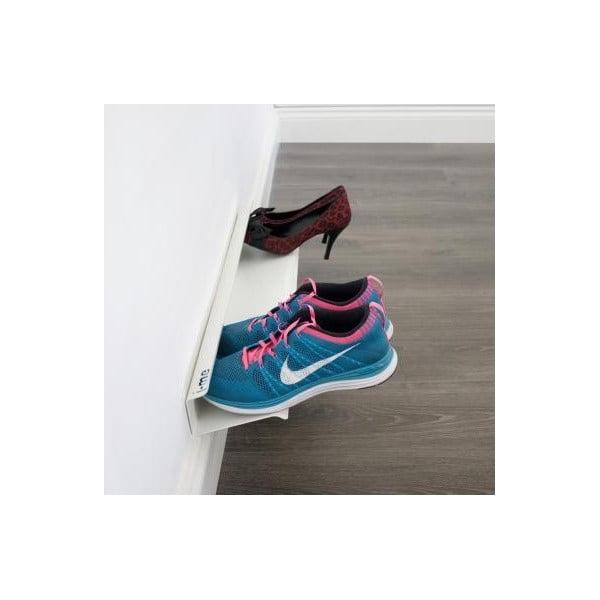 Polica na topánky J-ME Shoe Rack White, 70 cm