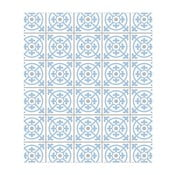 Sklenený kryt na sporák Wenko Tiles, 60 x 70 cm
