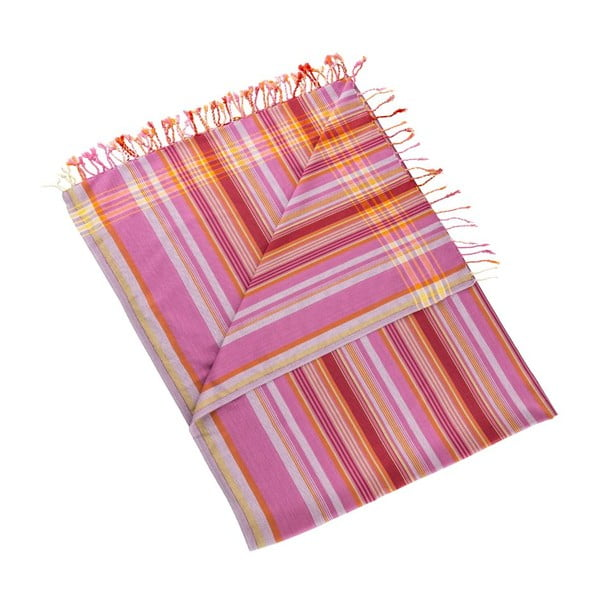 Osuška/pareo Purlen Pink, 100x178 cm