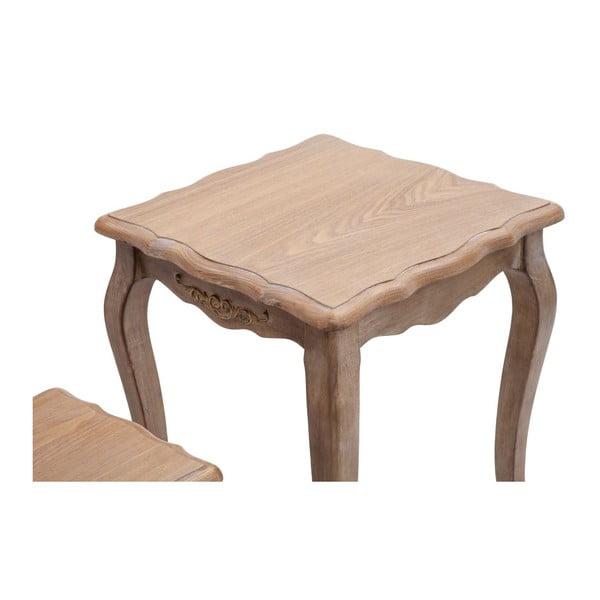 Sada 3ks stoličiek Tavolinetti