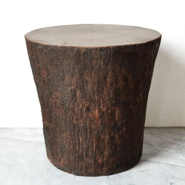 Palmový stolek Brown