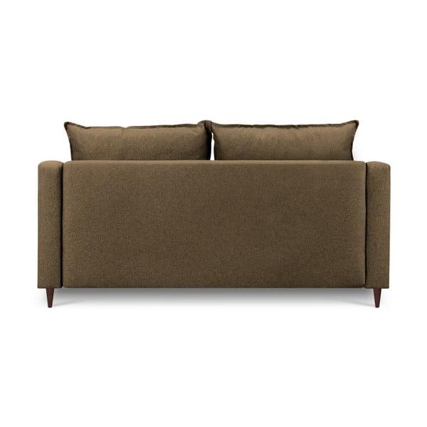 Hnedá dvojmiestna pohovka Mazzini Sofas Ancolie