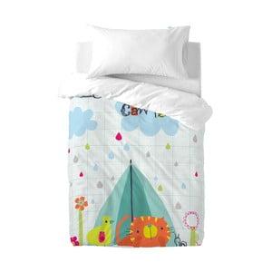 Detské bavlnené obliečky Baleno Happy Campers, 100 x 120 cm