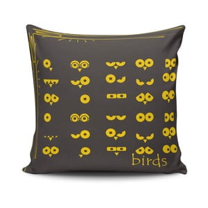Vankúš s prímesou bavlny Cushion Love Harno, 45 × 45 cm