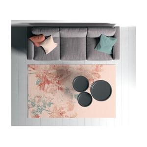 Ružový koberec Oyo home Suzzy Rosa, 100 x 150 cm