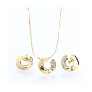 Set náhrdelníka a náušníc so Swarovski Elements Laura Bruni Itola