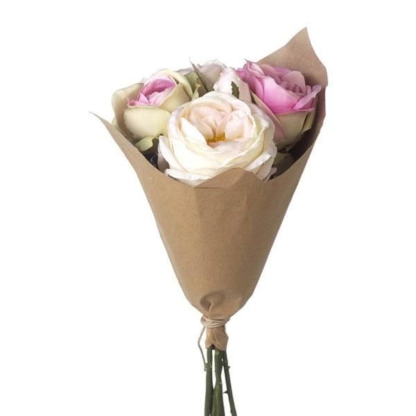 Umelý kvet Rose Bouquet