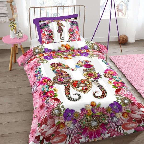 Bavlnené obliečky na jednolôžko Melli Mello Delilah, 140 x 200 cm