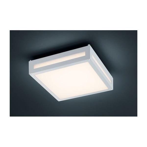 Vonkajšie nástenné svetlo Trio Newa White, 30x30 cm