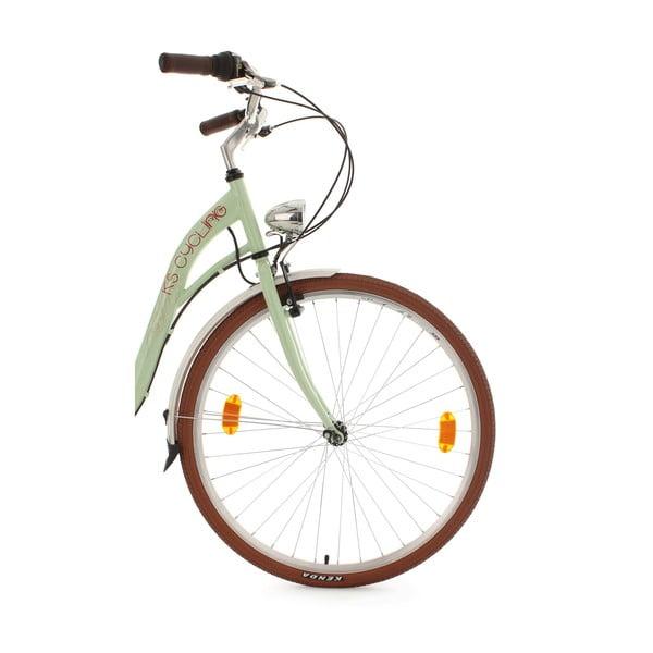 "Bicykel Eden Bike Mint, 28"", výška rámu 48 cm"