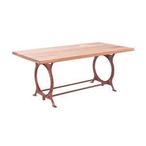Jedálenský stôl z masívneho dreva 13Casa Life, šírka 180 cm