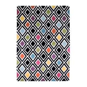Vlnený koberec Flair Rugs Diamond, 80 x 150 cm