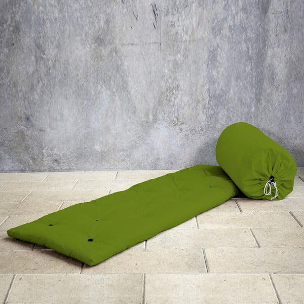 Posteľ pre návštevy Karup Bed in a Bag Lime