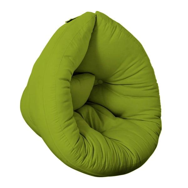 Detské kresielko Karup Baby Nest Lime