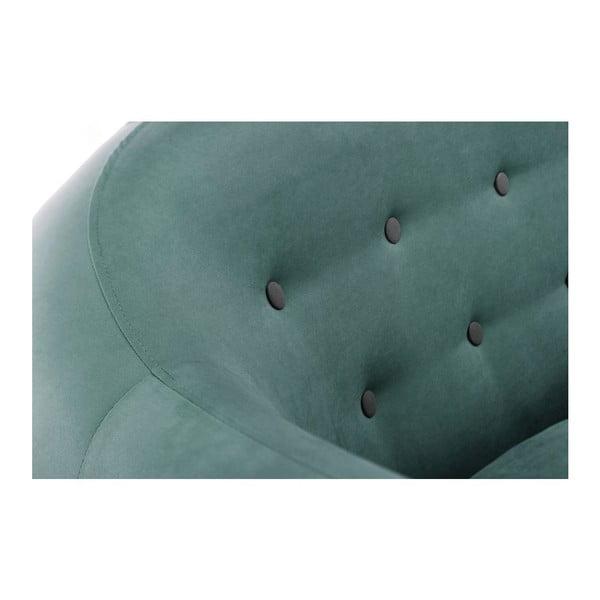 Pohovka Constellation Grand Turquoise s leňoškou na ľavej strane
