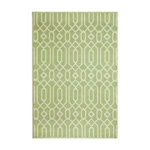 Zelený koberec Nourison Baja Talara, 290×201cm