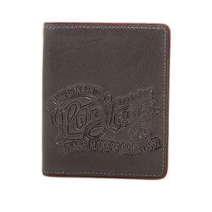 Kožená peňaženka Lois Garments, 8,5x10,5 cm
