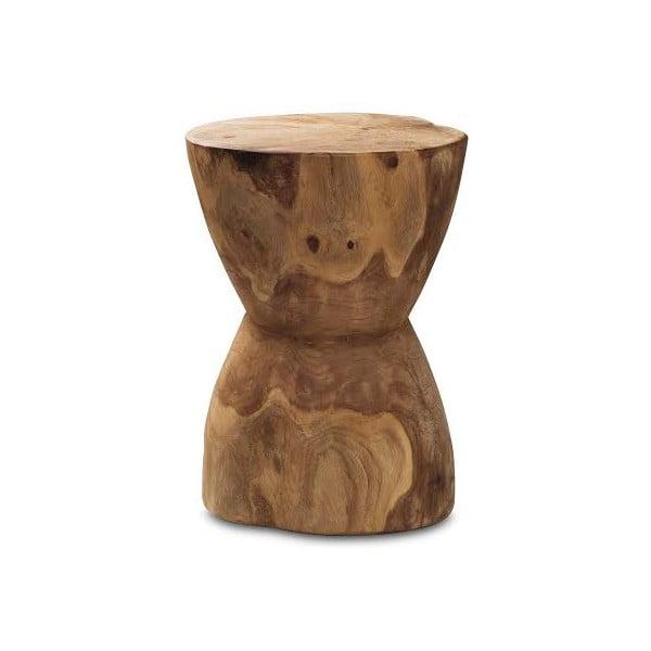 Drevená taburetka Bouchon