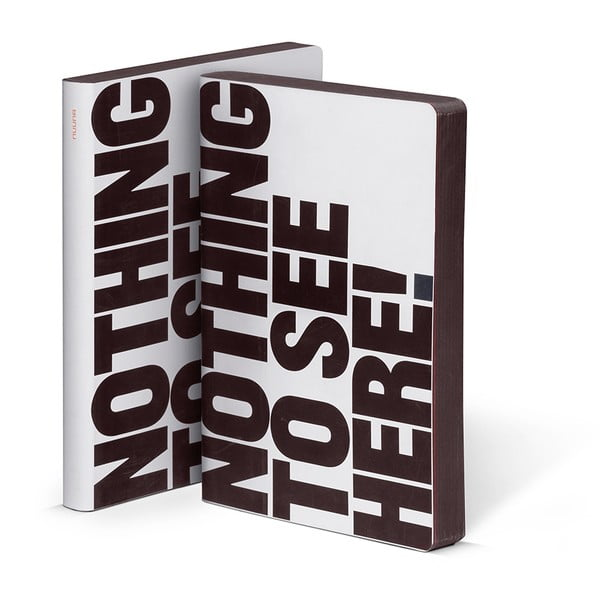 Zápisník Nuuna Nothing to See, veľký